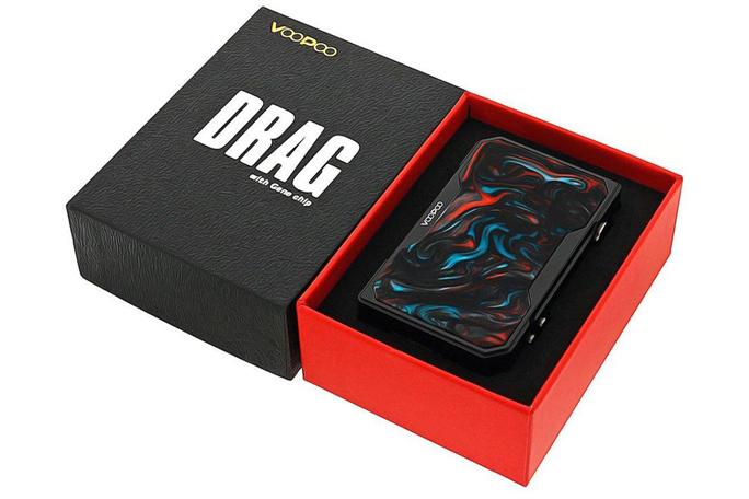 Vape Mods Packaging
