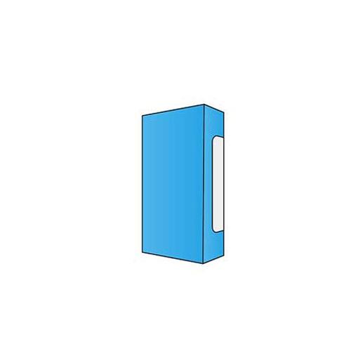 Straight Tuck With Customizable Window