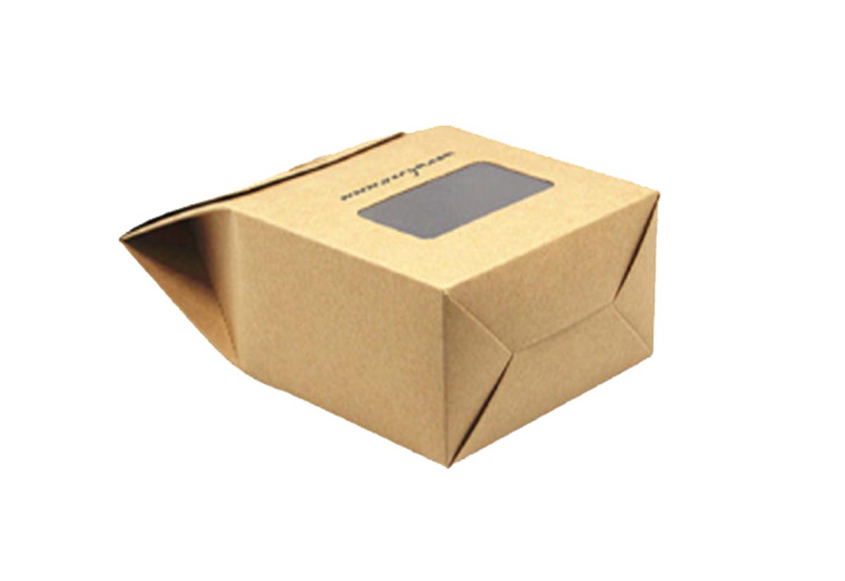 Bag Shaped Boxes