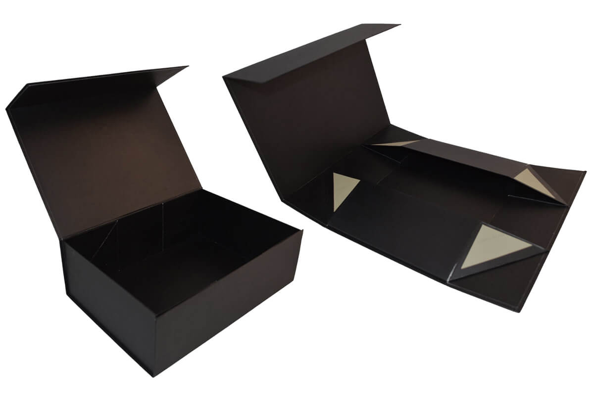 Single Color Rigid Boxes