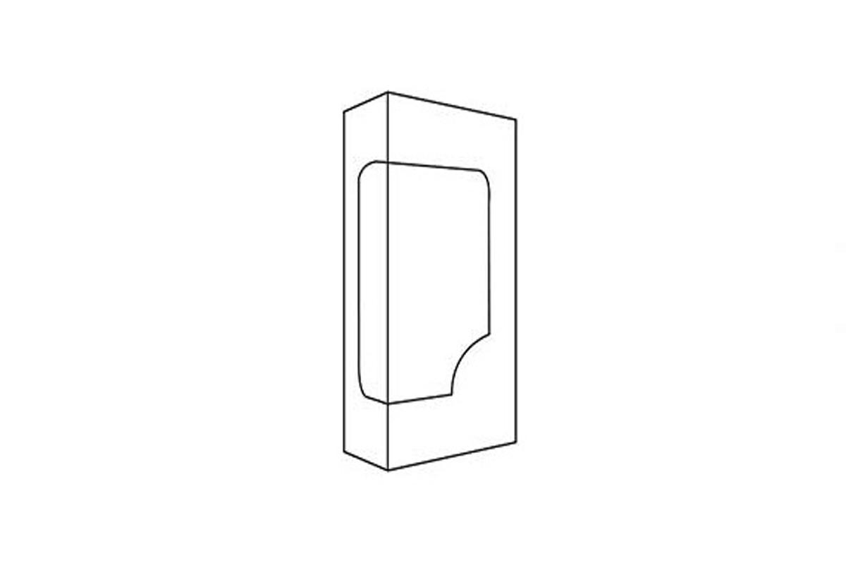Straight Tuck Window Box