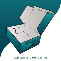 Side Lock Six Corner