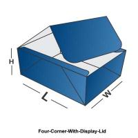 Four Corner With Display Lid