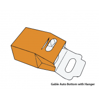 Gable Bag Bottom Hanger